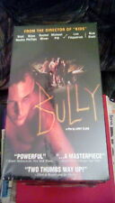 Bully (VHS, 2002, Unrated Version)
