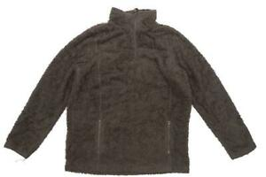 Peter-Storm-Mens-Size-S-Fleece-Brown-Fur-Jacket