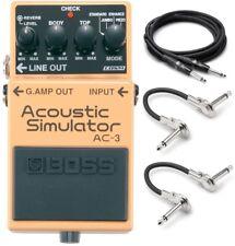 Boss AC-3 Simulator Guitar Effect Pedal
