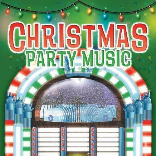 The Hit Crew-Christmas Party Music CD NEUF