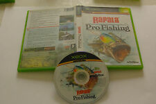 Rapala PRO  FISHING XBOX PAL UK / no manual.