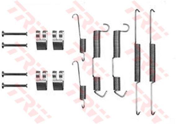 SFK132 TRW Kit D'Accessoires, Mâchoires de Frein Essieu Arrière