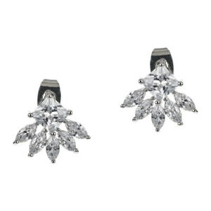 CZ-by-Kenneth-Jay-Lane-2-cttw-Baguette-Cluster-Earrings-KE1743-NWT