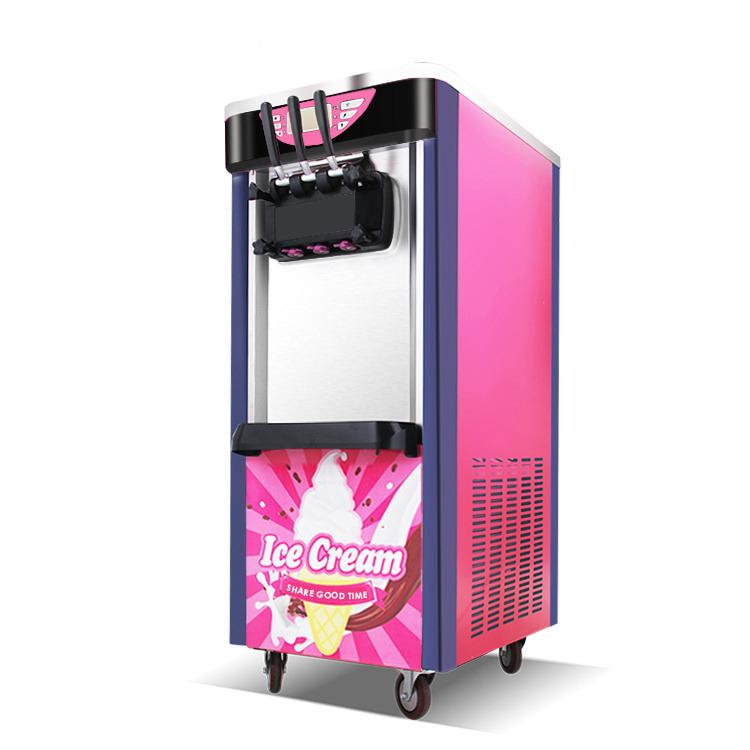 Ice cream machine repairs