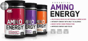 ON-Amino-Energy-Optimum-Nutrition-30-Servings-Free-Shipping-Crazy-Sale-ON-9-5-oz