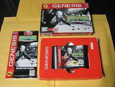 Minnesota Fats: Pool Legend (Sega Genesis, 1995) Complete in Box
