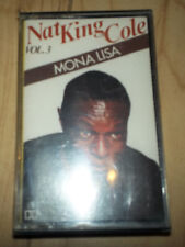 NAT KING COLE mona lisa vol 3 CASSETTE SEALED Italy