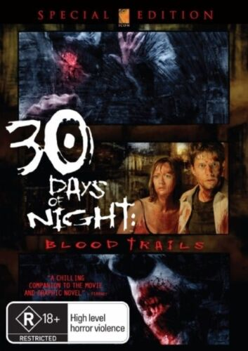 1 of 1 - 30 Days Of Night - Blood Trails (DVD, 2008)