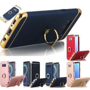 Ultra-thin-Hard-Case-Cover-Finger-Ring-Holder-For-Samsung-S6-S7-edge-plus-S8-S8