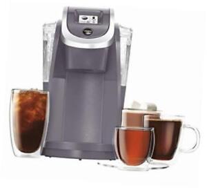 Keurig K250 Single Serve Coffee Maker Plum Gray