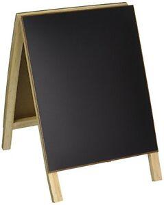 chalkboard magnetic easel stand arting board hampton art dry erase 8 x12 inch ebay. Black Bedroom Furniture Sets. Home Design Ideas