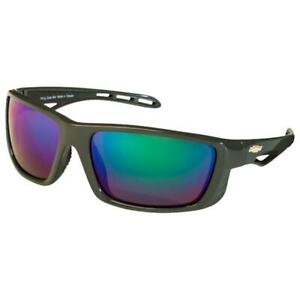 Chevrolet Polarized Sunglasses El Series Sports Style Model CPHRC by Solar Bat