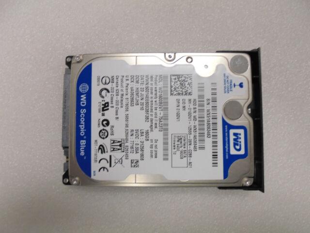 NEW Dell XPS M1330 Western Digital 2.5in 160GB 5.4K SATA Hard Drive 1GDV1
