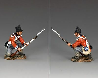 KING&COUNTRY NAPOLEONIC KNEELING TO REPEL METAL, NA288  (REDUCED TO CLEAR )