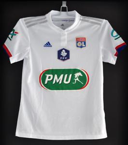 maillot-porte-porte-BACHA-LYON-OL-FEMININES-CDF-match-worn-shirt
