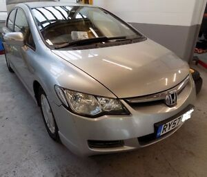 Image Is Loading Honda Civic Hybrid 1 3 Petrol Cvt 2007