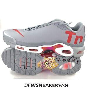 8d995edd9a Nike Air Max Plus TN Mercurial Wolf Men's 9.5 Grey Running Shoes ...