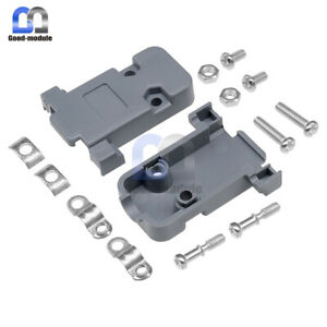 50x Plastic Hood Cover for 9Pin or 15Pin D-Sub DB9 DB15