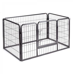 Puppies-Outlet-Fences-Puppy-Fence-Enclosure-Animal-Playpen-Welpenkafig-New-IN