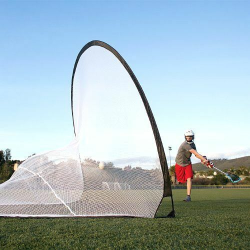 Baseball Training Net Cage Aid Batting Cage Net Pitching Lacrosse Soccer Goal Portable 459762