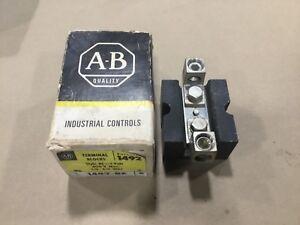Allen-Bradley-1492-BE-Terminal-Block-1-Pole-600V-Series-A-1492-002D13