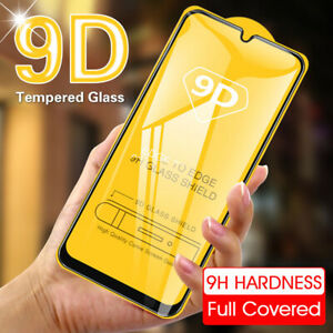 2-Pack-For-Xiaomi-Mi-9-SE-9T-Pro-A3-9D-Full-Tempered-Glass-Screen-Protector