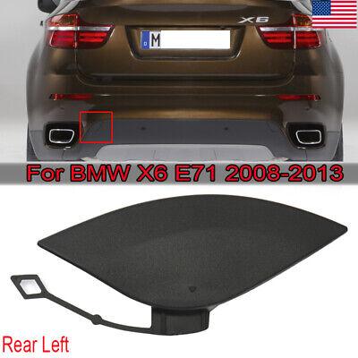 1 piece Right Side Rear Bumper Tow Hook Cover Cap for BMW X6 E71 E72 2008-2013