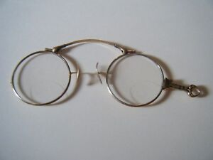 0cdd41fedc0 Pretty 14K PAT. JAN.30.17 Gold Lorgnette Opera Glasses Antique ...