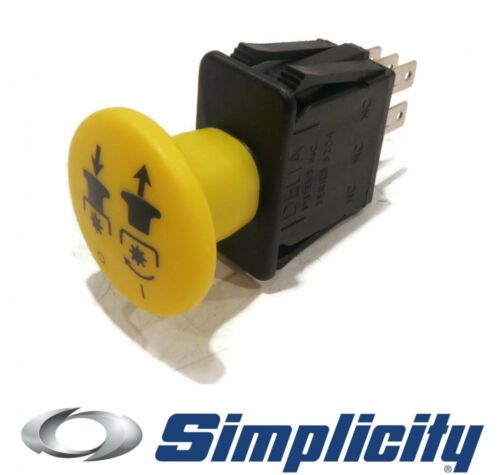 Genuine OEM PTO SWITCH fits Simplicity 2690448 2690449 2690451 2690452 2690454