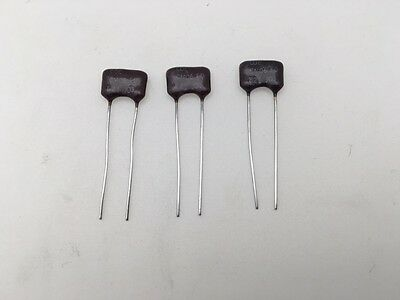 10PCS Details about  /BROWN CAPACITOR CORNELL CM06FD821G03