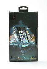 LifeProof fre Waterproof Water Dust Proof Hard Case for iPhone 5 5s SE Black NEW