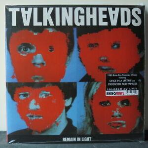 TALKING-HEADS-039-Remain-In-Light-039-180g-Vinyl-LP-NEW-SEALED