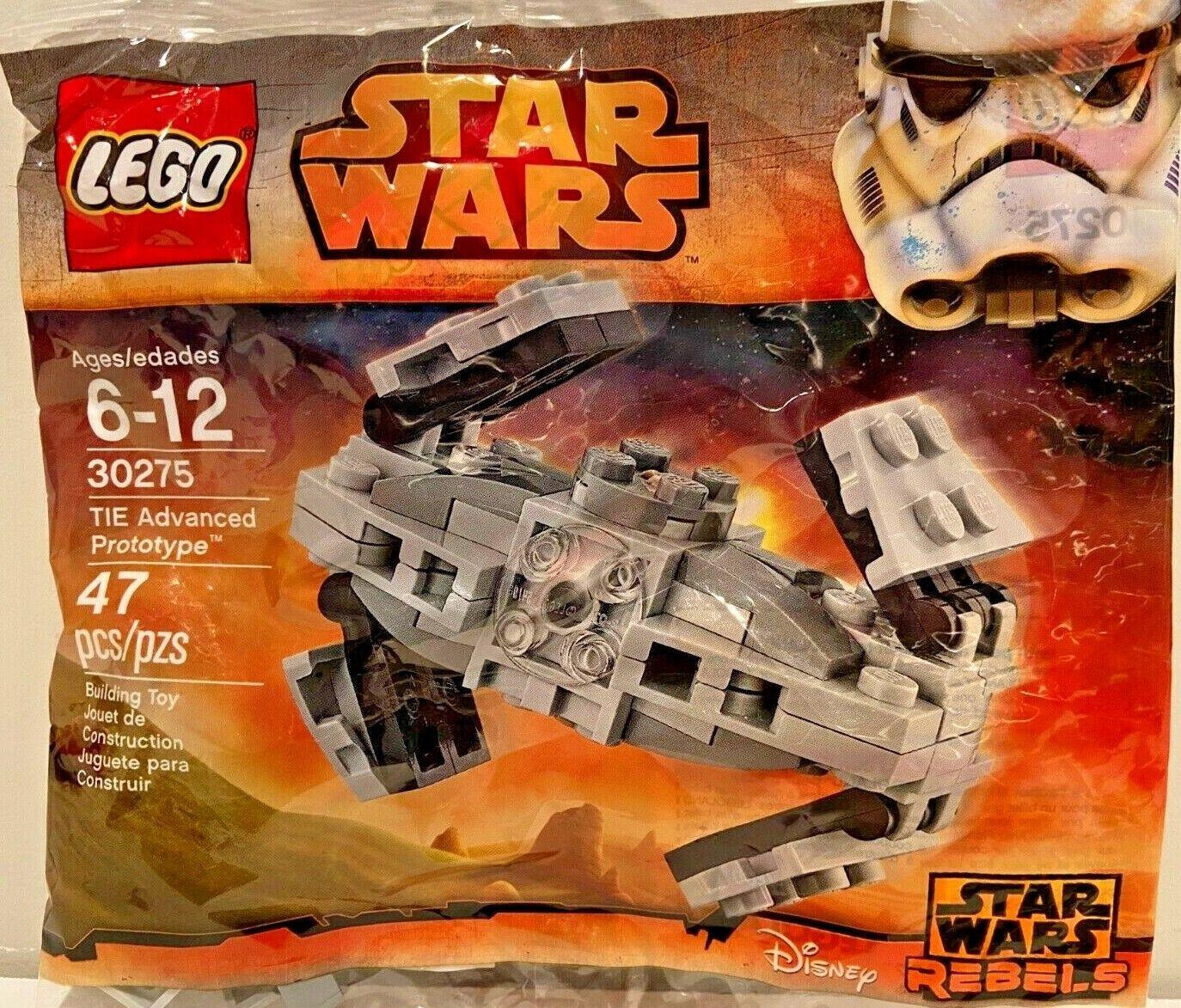 LEGO star wars 30275 Mini tie-Advanced prototype du inquisiteur au polybag 2015