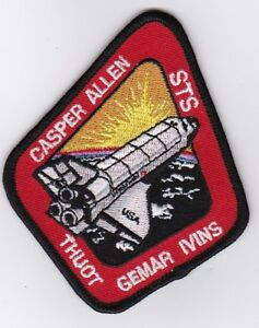 space shuttle columbia mission patch - photo #8