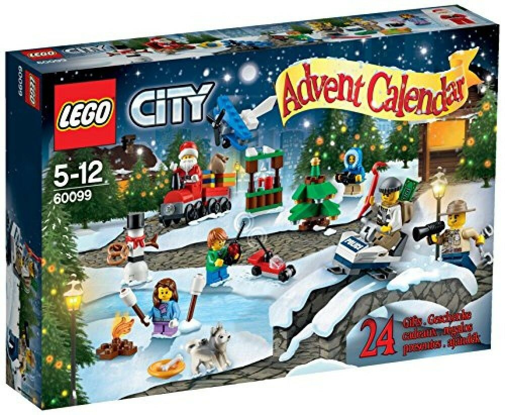 Lego city adventskalender 60099 f   s