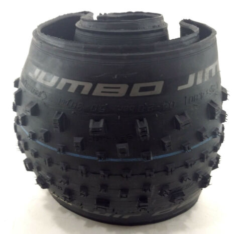 Schwalbe Jumbo Jim SnakeSkin Tubeless Easy Tire 26 x 4.8 EVO Addix SpeedGrip