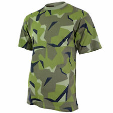 Mil-Tec Mens US Army Style T-Shirt Crew Neck Russian Navy Camo