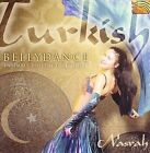 Turkish Bellydance by Hseyin & Gnay Trkmenler (CD, Jan-2002, Arc Music)