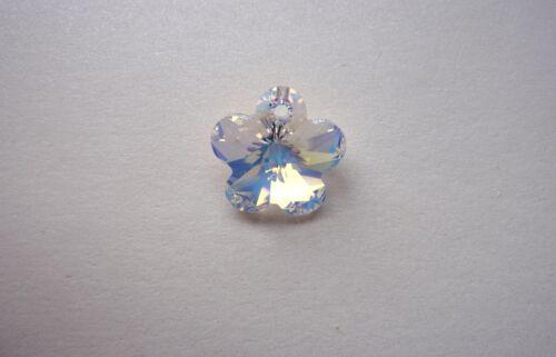 5944 1 Swarovski ® perla fädel Blume grossloch 14mm Crystal a partir del art