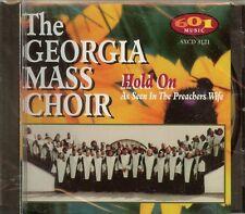 The Georgia Mass Choir - Hold On - CD - NEW