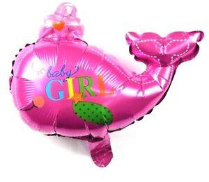 3x-R9f6-Not-Helium-Balloon-Ragazza-Nascita-Party-Baby-Doccia-Waal-Palloncino