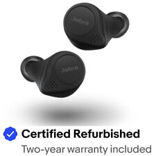 Jabra Elite 75t Voice Assistant True Wireless earbuds (Certified Refurbished)
