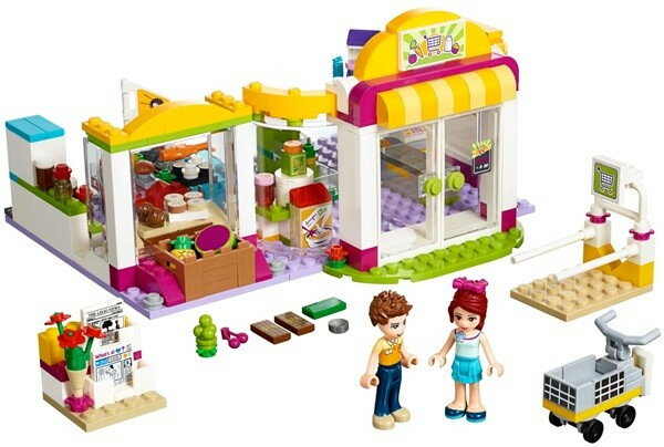 Lego Friends, 41118, Lego Friends sæt 41118 - Supermarked.…