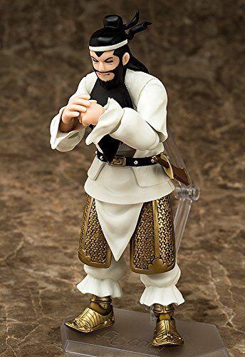 Figma Mitsuteru Yokoyama Romance the of the Romance Three Kingdoms: Guan Yu Japan version f8159d