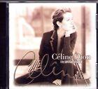 CD 12T CELINE DION S'IL SUFFISAIT D'AIMER (GOLDMAN) DE 1998 TBE