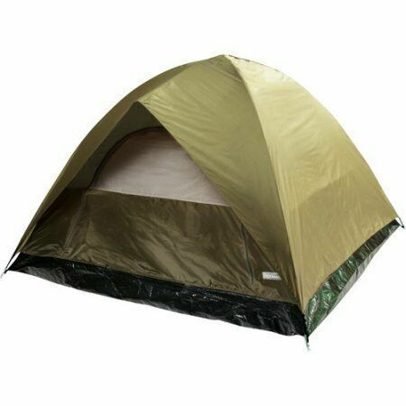 Trophy Hunter 3 Person Tent 7x 7 By Stansport For Sale Online Ebay