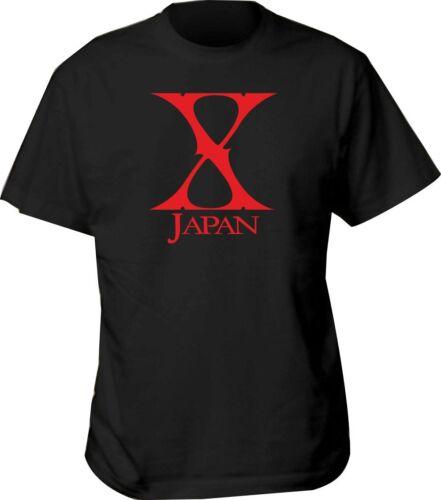 t shirt x japan Xjapan concert 2017 japan rock band