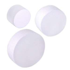 Round-Polystyrene-Styrofoam-Foam-Cake-Dummy-Wedding-Party-Decoration-DIY-Craft