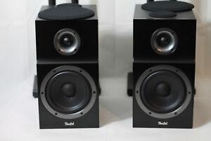 Teufel T 300 Mk2 Regal Lautsprecher Hifi Boxen Mit Standfusse Ebay