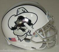 Oklahoma State Cowboys Icy Pistol Pete Alternate Schutt Mini Football Helmet